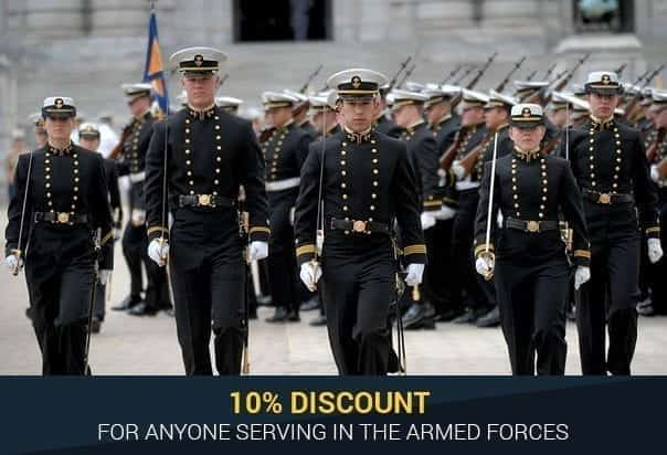 Annapolis City Taxi Armed Forces 10 percent Discount
