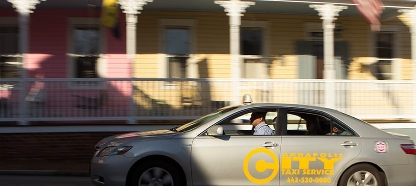 Annapolis City Taxi is Safe & Fast