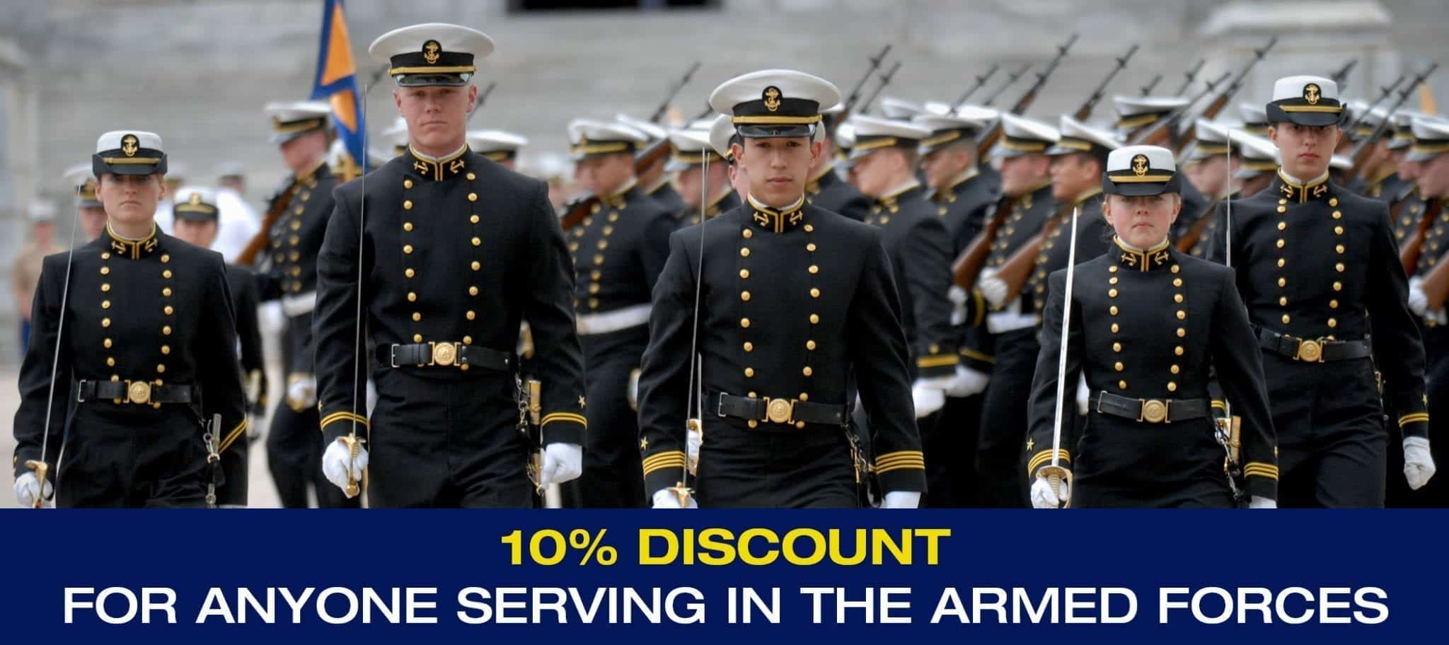 Annapolis City Taxi Military Discount