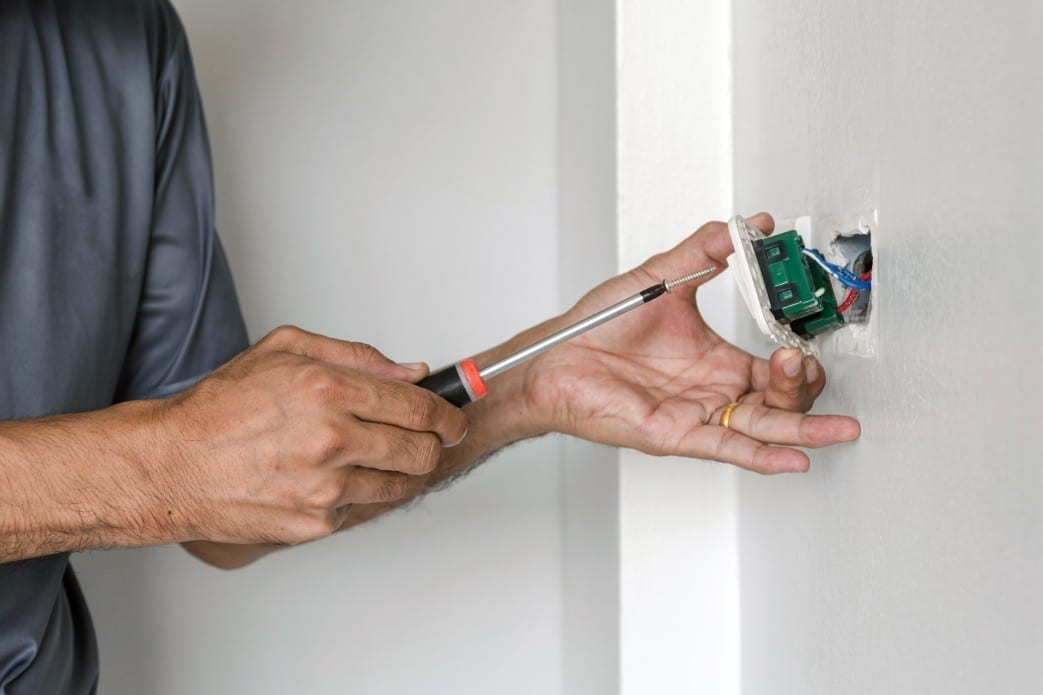 Outlet Repair & Installation Services Maryland